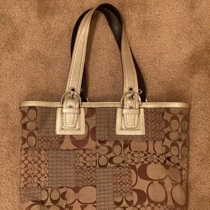 Coach Tote Bag - Large